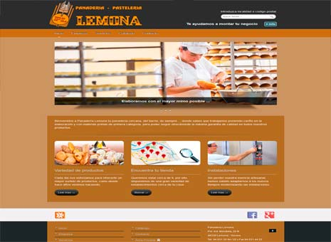 project panaderia lemona